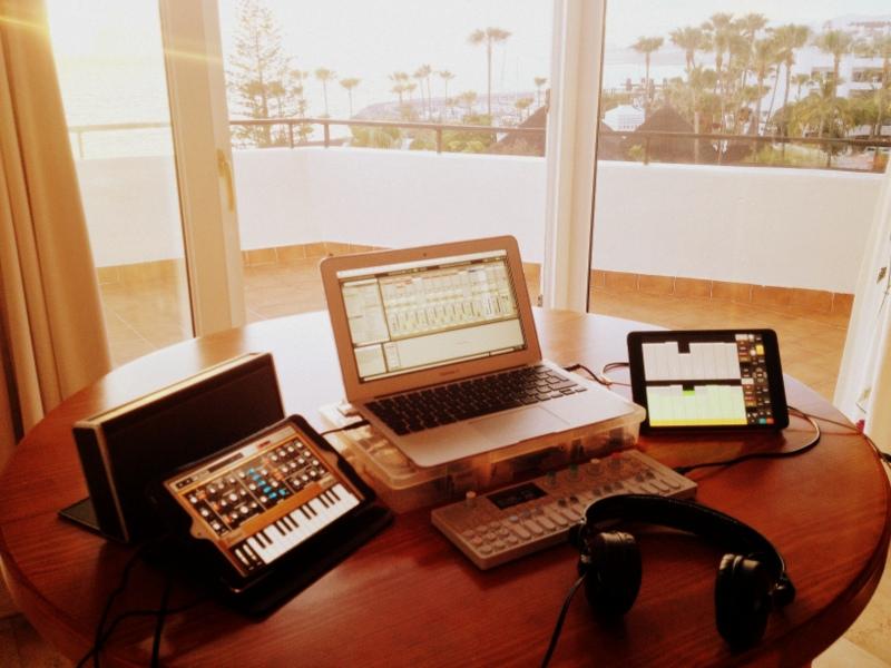 My Portable Studio